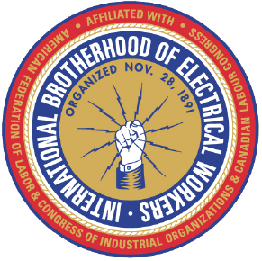International brotherhood of electrical workers logo