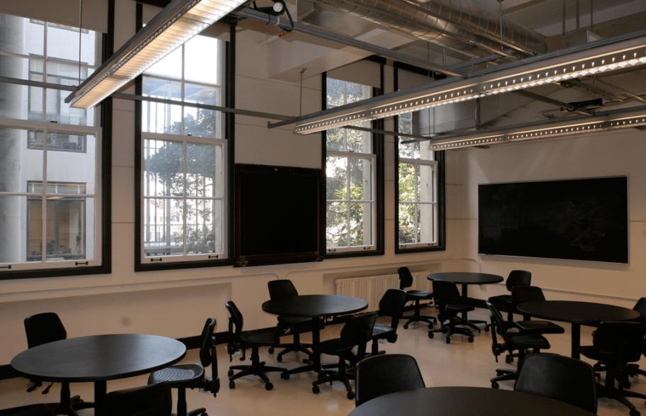 le-conte-interior-class-empty
