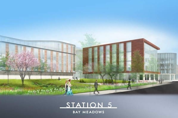 Bay Meadows Station 1 & 5